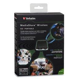 Verbatim 98243 MediaShare Wireless Reviews