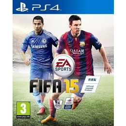 FIFA 15 (PS4) Reviews