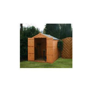 Photo of 6X6 Apex 8MM Shiplap Shed No Window Double Doors Garden Furniture