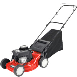 MTD Briggs 40cm Push Petrol Mower 40PO Reviews
