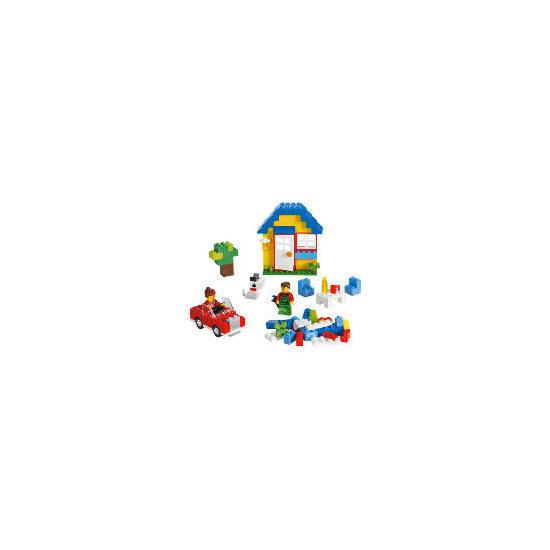 Lego B&M House Building Set