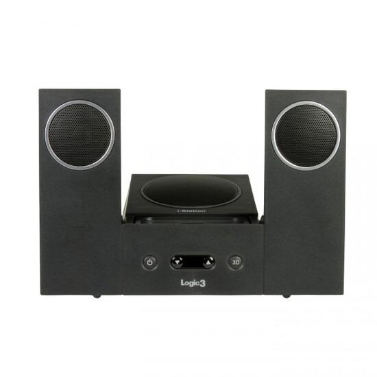 Logic 3 iStation 22 speaker