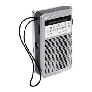 Photo of Sony ICF-S22 Radio