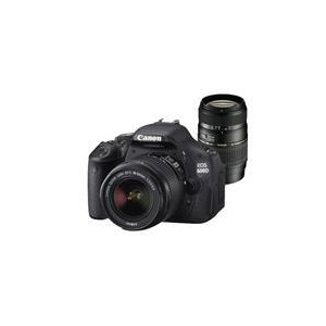 Photo of Canon EOS 600D With Lens Kit  Digital Camera