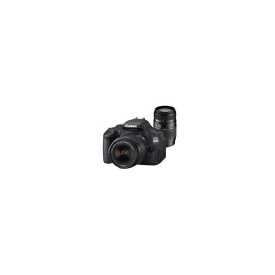 Canon EOS 600D with Lens Kit