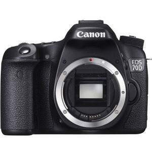 Photo of Canon EOS 70D Body Only Digital Camera