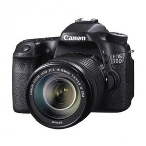 Photo of Canon EOS 70D With 18-135MM Digital Camera