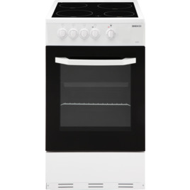 Beko BSC532AW Electric Ceramic Cooker - White Reviews
