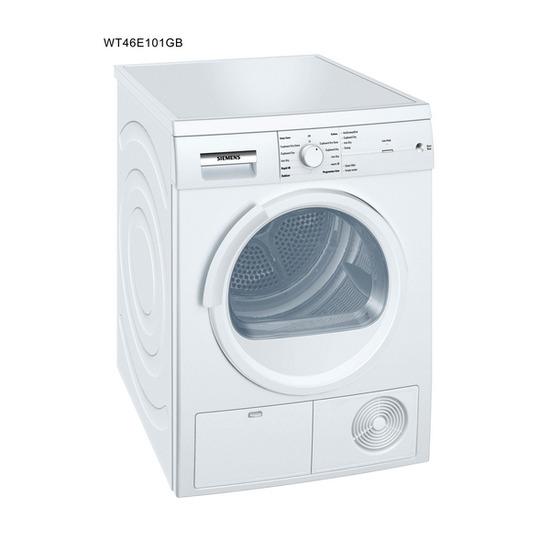 Siemens WT46E101GB iQ100