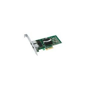 Photo of Intel Pro/1000 PT Dual Port Server Adapter Bulk Network Card