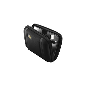 Photo of Case Logic PHDC1 - Hard Drive Pouch - Black Computer Peripheral