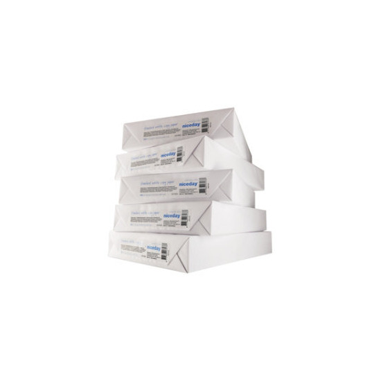Niceday A4 80gsm White Copier Paper 500 Sheets per Ream