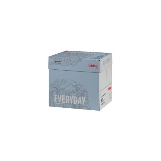 Viking Economy Printer Paper  A4 White 80gsm  5 Ream Box