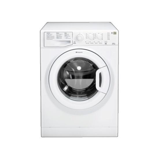 Hotpoint WMSL521P Washing Machine 1200 Spin 5kg Slim
