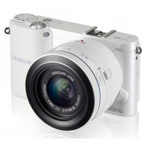 Photo of Samsung NX1100 Digital Camera
