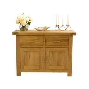 Photo of Mark Harris Avignon Medium Oak Sideboard Furniture