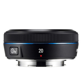 Samsung EX-W20NB 20mm f2.8 iFunction Lens Reviews
