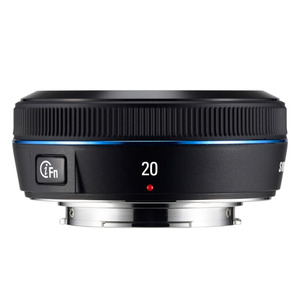 Photo of Samsung EX-W20NB 20MM F2.8 IFunction Lens Lens