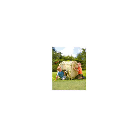Tesco Camoflage Pop Up Tent