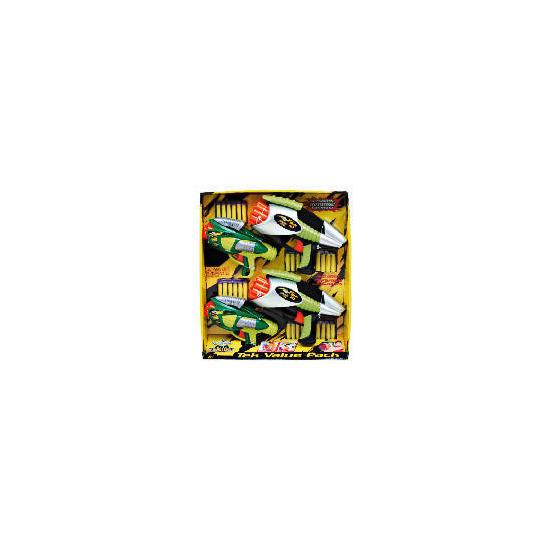 Tek Dart Blaster Value Pack