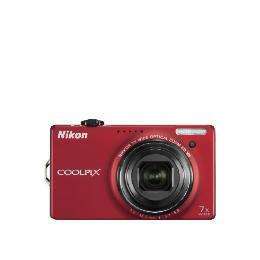 Nikon Coolpix S6000 Reviews