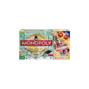 Photo of Monopoly Championship Edition Toy
