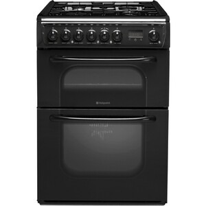 Photo of Hotpoint 62DGBK Cooker