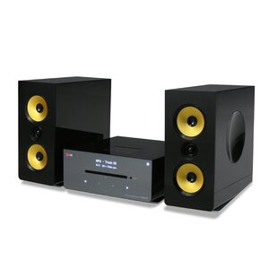Photo of LG CM2630DAB HiFi System