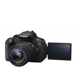 Canon EOS 700D with 18-55mm IS STM Lens Kit Reviews