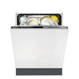 Zanussi ZDT24001FA Fullsize Integrated Dishwasher Reviews