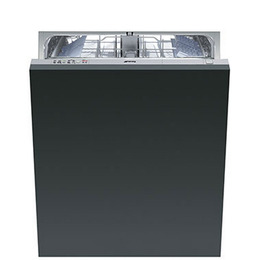 SMEG DI45CL Stainless steel 450mm fully integrated dishwasher Reviews