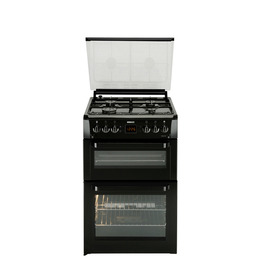 BEKO BDVG697KP Gas Cooker - Black Reviews