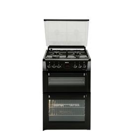 BEKO BDVG697KP Gas Cooker - Black Reviews