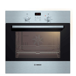 Hotpoint HBN331E2B Electric Oven - Stainless Steel Reviews