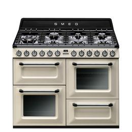 SMEG TR4110P1 Dual Fuel Range Cooker & KT110P Chimney Cooker Hood Reviews