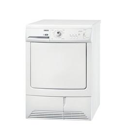 Zanussi ZDCB47209W Condenser Tumble Dryer - White