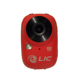 LIQUID IMAGE 727 Ego Action Camcorder - Red