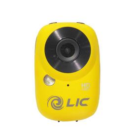 LIQUID IMAGE 727 Ego Action Camcorder - Yellow