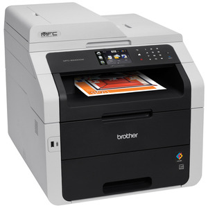 Photo of Brother MFC-9340CDW Printer