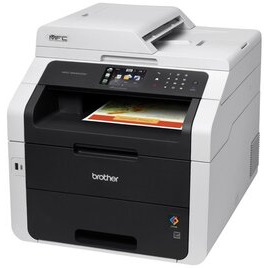 Brother MFC-9330CDW A4 colour multifunction laser printer Reviews