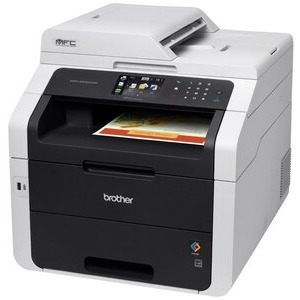 Photo of Brother MFC-9330CDW A4 Colour Multifunction Laser Printer Printer