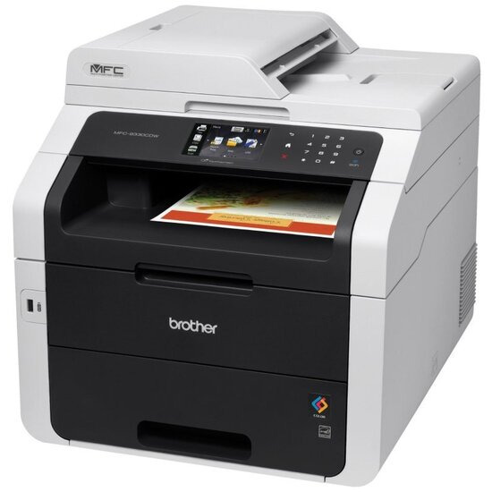 Brother MFC-9330CDW A4 colour multifunction laser printer