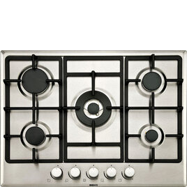 HIMW75225SX Gas Hob - Stainless Steel Reviews