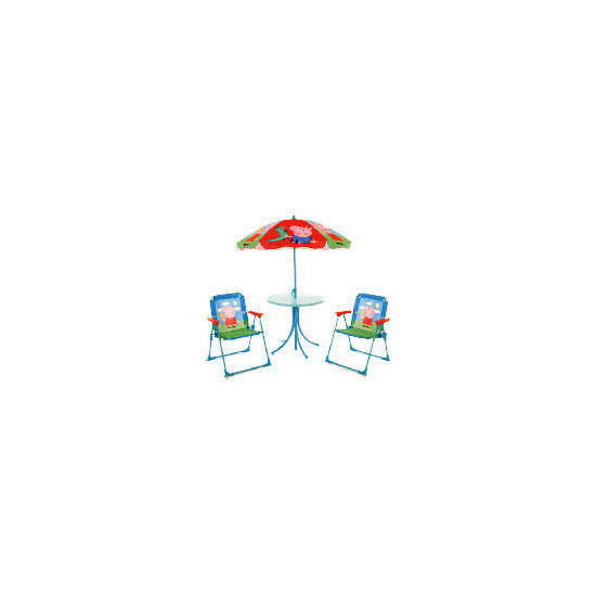 Peppa Patio Set
