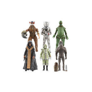 Photo of Doctor Who Classic Figure Collect & Build Toy