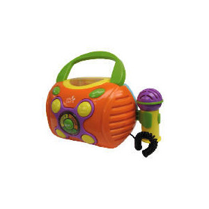 Photo of Tesco Little Steps Boombox Toy