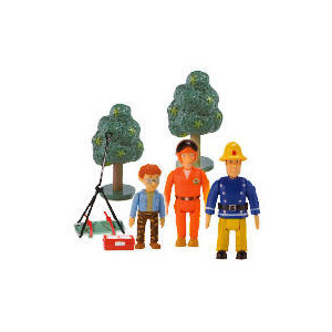 Photo of Fireman Sam Figure and Accessory Pack Toy