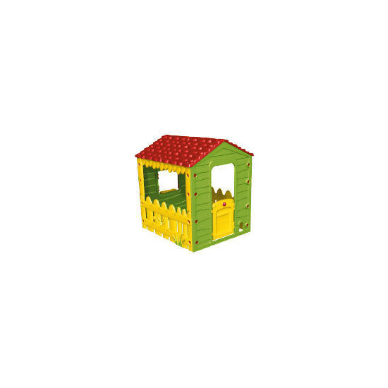 Starplast New Plastic Playhouse