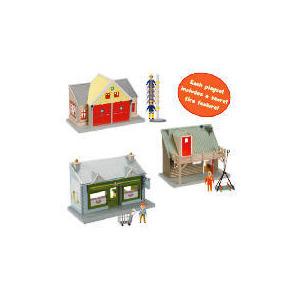 Photo of Fireman Sam Mini Playset With Figure Toy