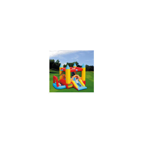 Action Air Deluxe Bouncy Playcentre